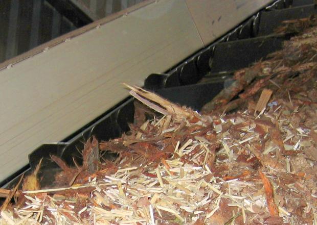 Kuljetinketjut biomassalle